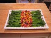 Asparagus Marinated In Wine Vinegar